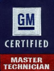 GM Certified Master technician
